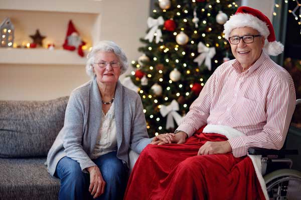 Be Home for the Holidays with Home Health Care