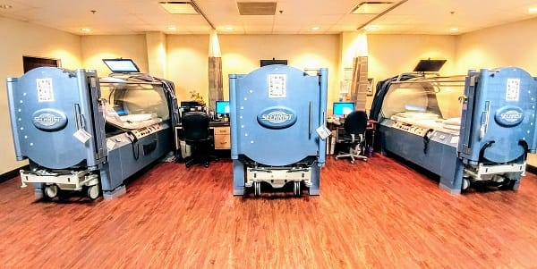 How Advanced Technology Helps Wounds Heal Faster Hyperbaric