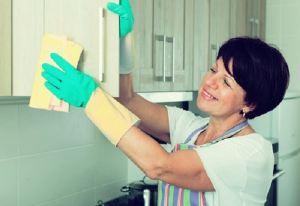 Spring Cleaning for Caregivers